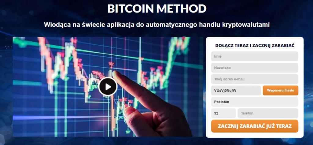 Bitcoin Method Recenzja 2021: Czy to jest legalne czy fałszywe?