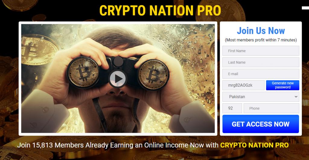 Crypto Nation Recenzja 2021: Czy to jest legalne czy fałszywe?