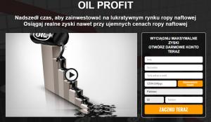 Oil Profit Recenzja 2021: Czy to jest legalne czy fałszywe?