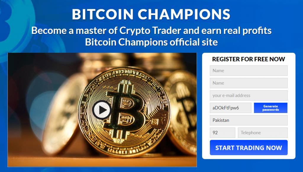 Bitcoin Champion Recenzja 2021: Czy to jest legalne czy fałszywe?
