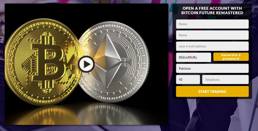 Bitcoin Future Masterd Recenzja 2021: Czy to jest legalne czy fałszywe?