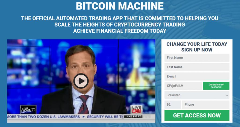 Bitcoin Machine Recenzja 2021: Czy to jest legalne czy fałszywe?