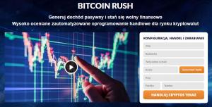 Bitcoin Rush Recenzja 2021: Czy to jest legalne czy fałszywe?