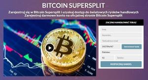 Bitcoin Supersplit Recenzja 2021: Czy to jest legalne czy fałszywe?