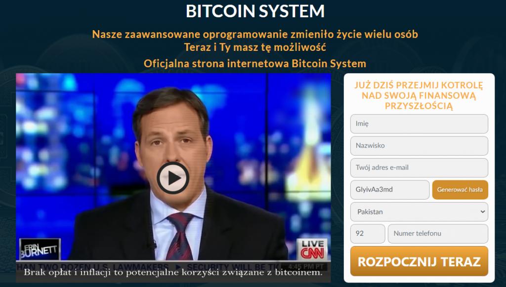 Bitcoin System Recenzja 2021: Czy to jest legalne czy fałszywe?