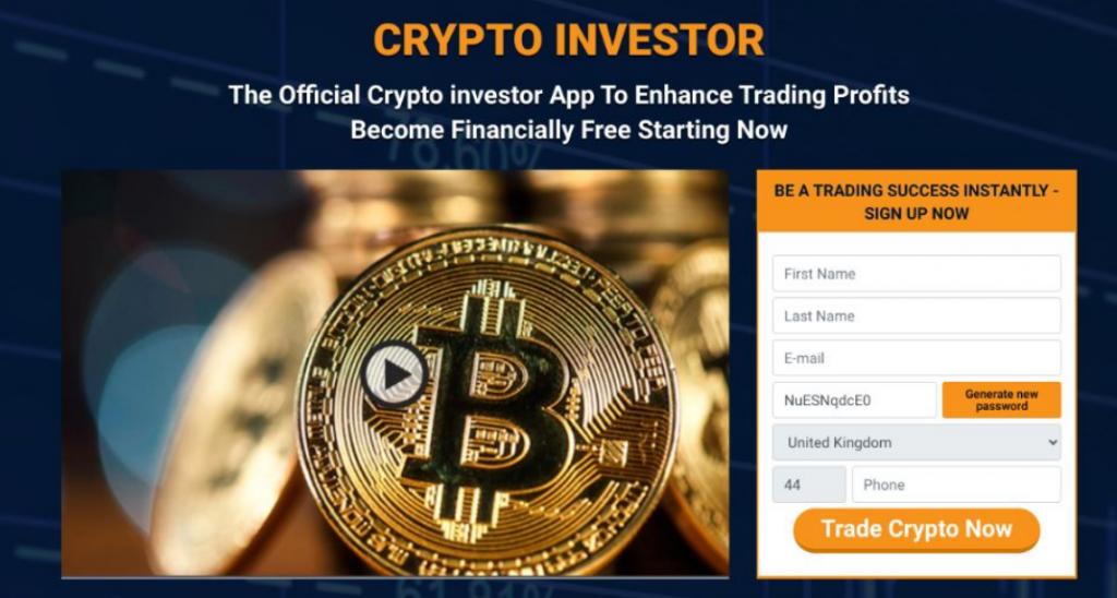 Crypto Investor Recenzja 2021: Czy to jest legalne czy fałszywe?