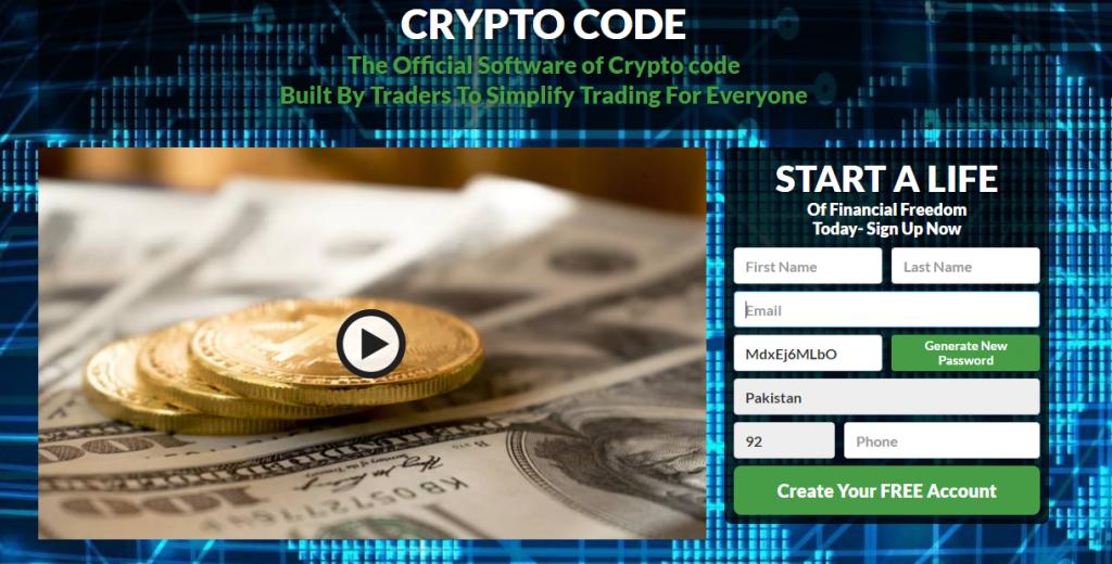 Crypto Code Recenzja 2021: Czy to jest legalne czy fałszywe?