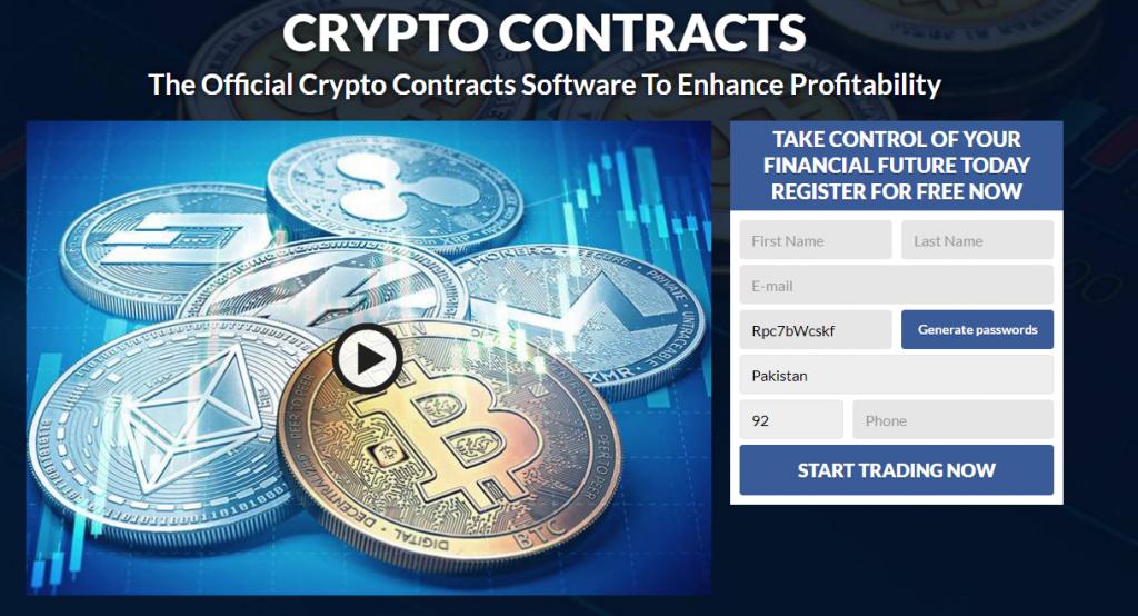 Crypto Contracts Recenzja 2021: Czy to jest legalne czy fałszywe?
