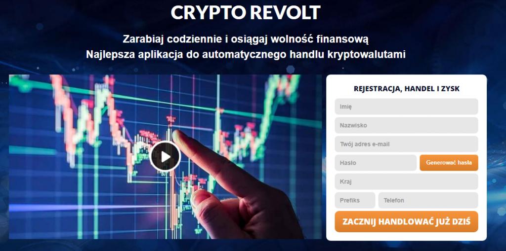 Crypto Revolt Recenzja 2021: Czy to jest legalne czy fałszywe?