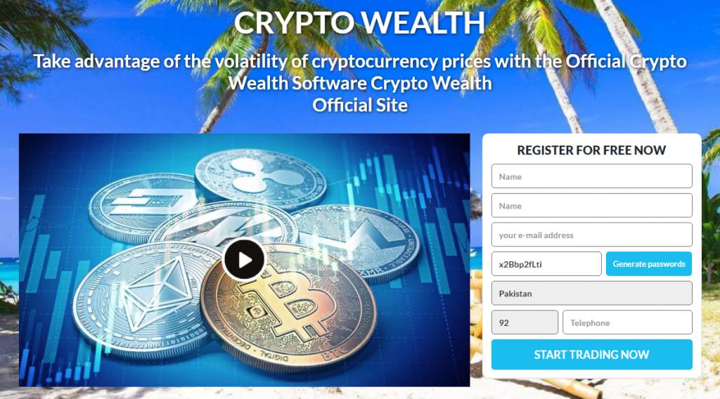 Crypto WealthRecenzja 2021: Czy to jest legalne czy fałszywe?