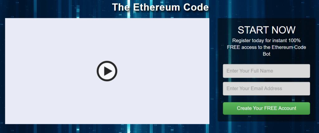Ethereum Code Recenzja 2021: Czy to jest legalne czy fałszywe?