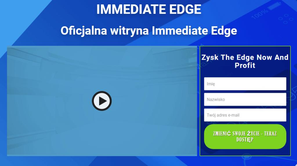 Immediate Edge Recenzja 2021: Czy to jest legalne czy fałszywe?