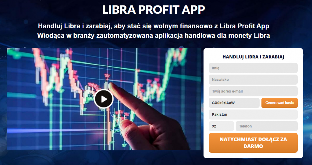 Libra Profit System Recenzja 2021: Czy to jest legalne czy fałszywe?
