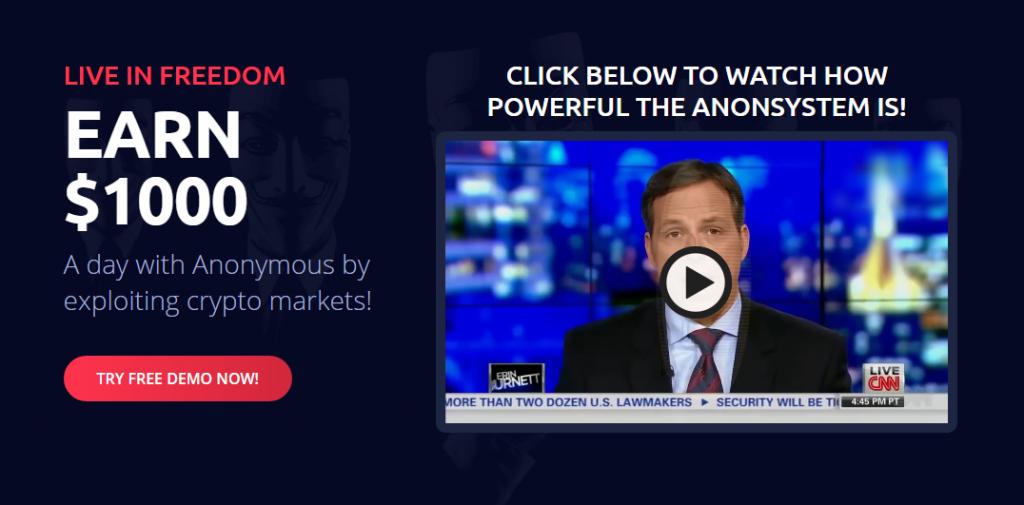 The Anon system Recenzja 2021: Czy to jest legalne czy fałszywe?