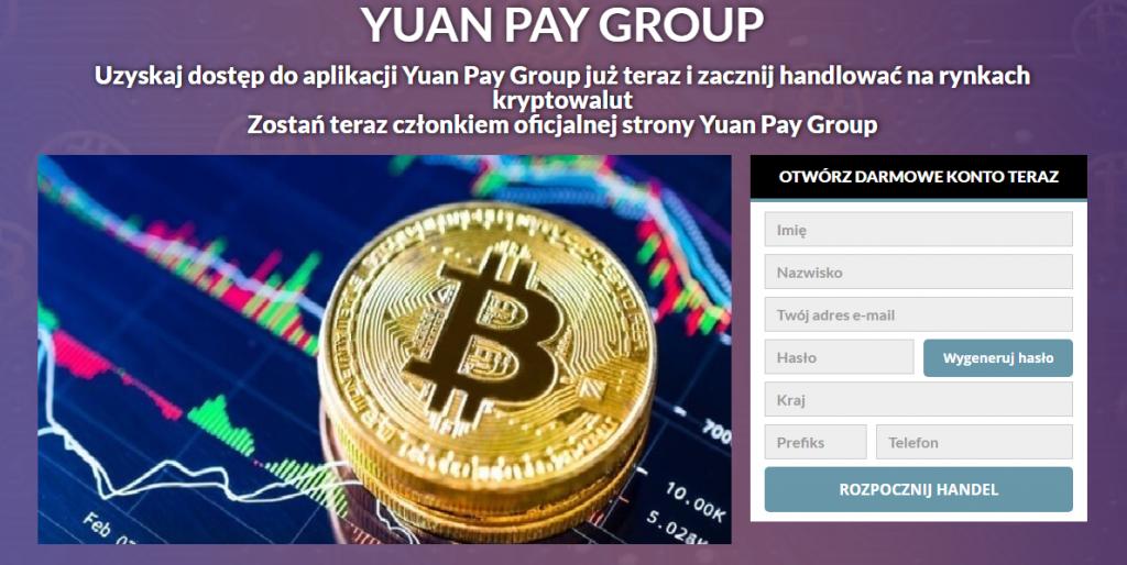 yuanpay group Recenzja 2021: Czy to jest legalne czy fałszywe?