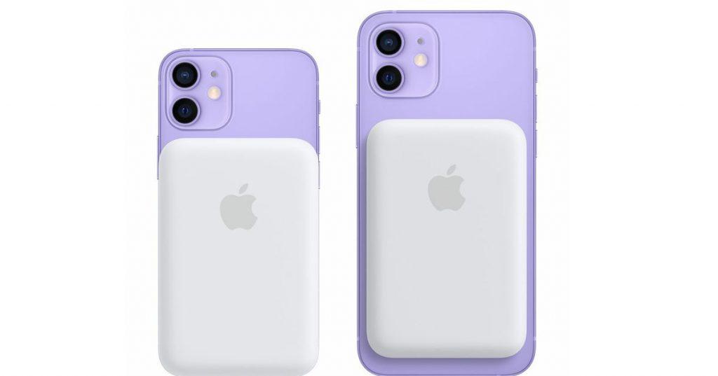 Odwrotne ładowanie bezprzewodowe iPhone'a 12 może zasilić nowy akumulator MagSafe firmy Apple