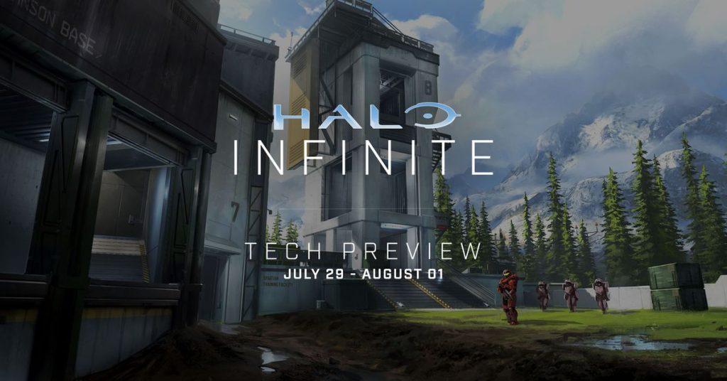 Pierwsza wieloosobowa beta gry Halo Infinite rozpoczyna się 29 lipca