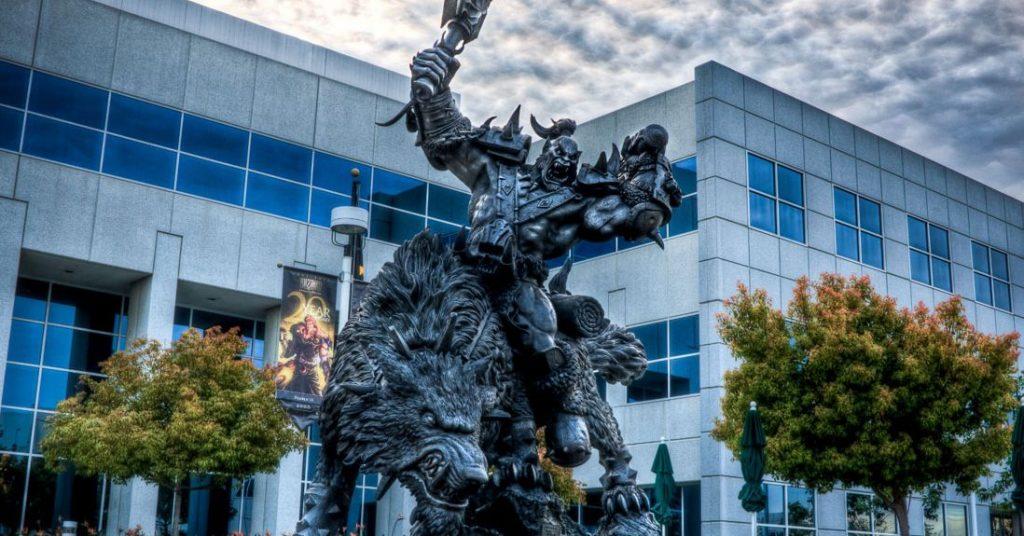 """Kalifornia pozywa Activision Blizzard za kulturę """"nieustannego molestowania seksualnego"""""""