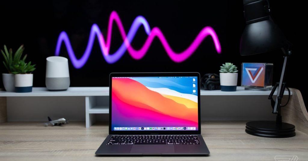 MacBook Air z 13-calowym wyświetlaczem Mini LED podobno w drodze na 2022 r.