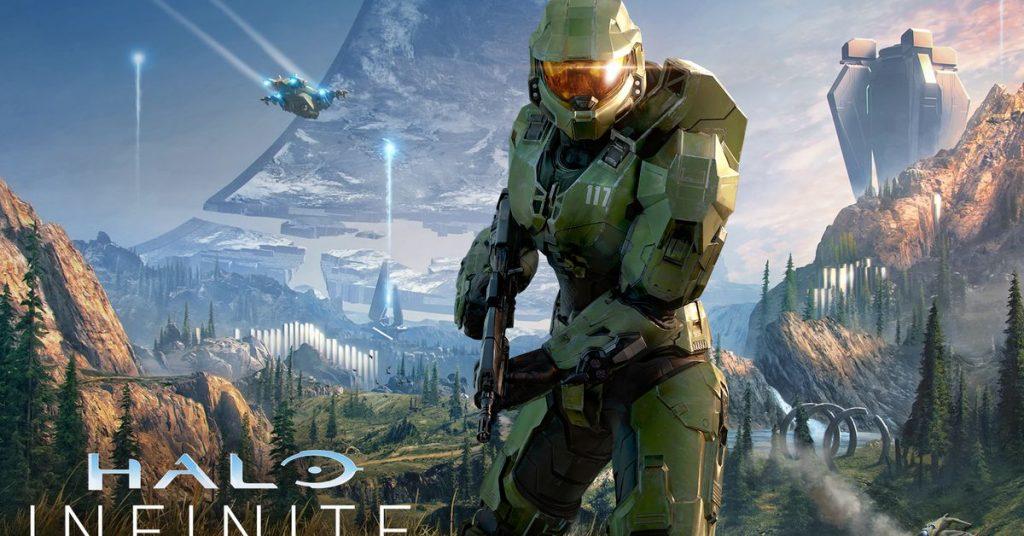 PSA: Możesz chcieć uniknąć plam spojlerów Halo Infinite, które właśnie ujawnił Microsoft