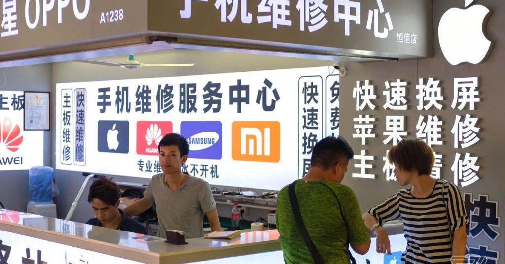 Xiaomi po raz pierwszy wyprzedza Apple na drugim miejscu wśród dostawców smartfonów
