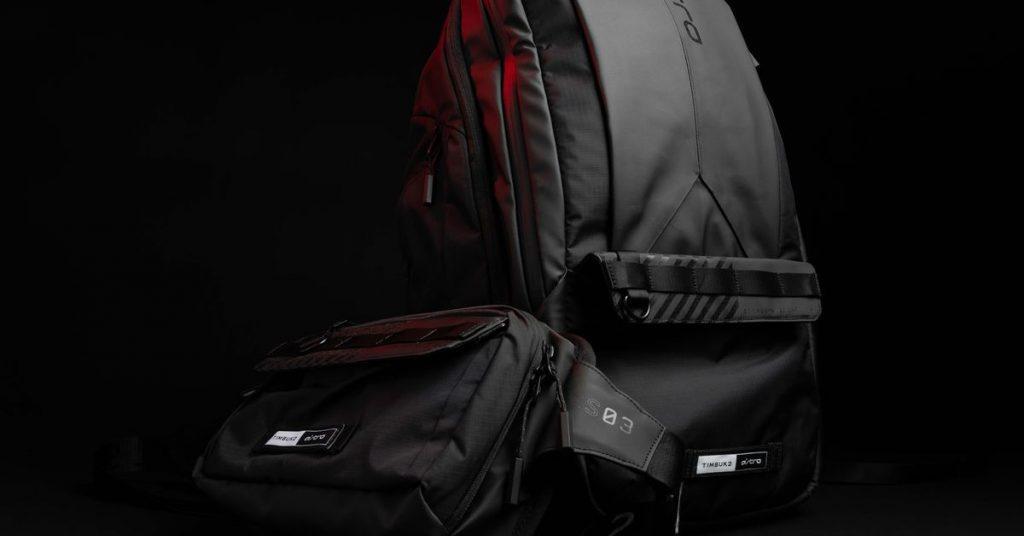 Astro współpracuje z Timbuk2, aby stworzyć torby na cały sprzęt do gier
