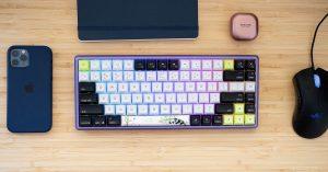 Recenzja Epomaker AK84S: świetna bezprzewodowa klawiatura plus kilka dziwactw