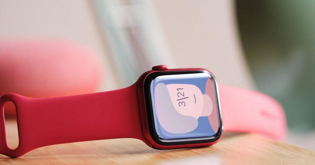 Apple Watch Series 6 jest dziś o 75 USD taniej w Amazon i Walmart