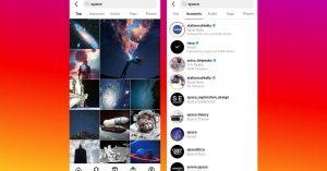 Ulepszone wyszukiwanie na Instagramie może pomóc wypełnić lukę dzięki TikTok