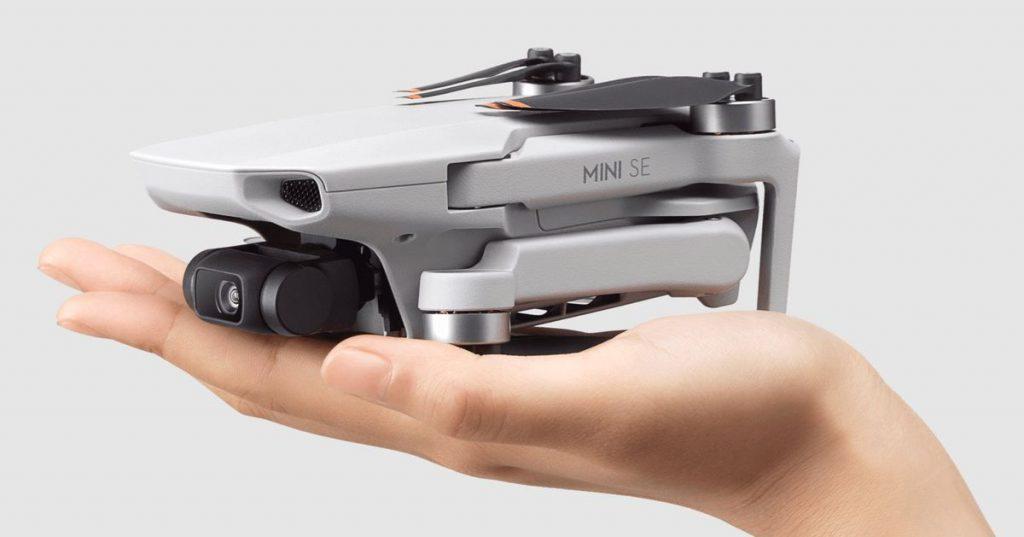 Możesz teraz kupić drona Mini SE, który wyciekł z DJI za 300 USD