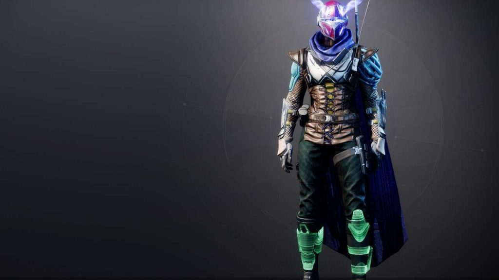 Poradnik Destiny 2: Jak zdobyć Radiant Dance Machines Hunter Exotic