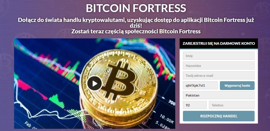 Bitcoin Fortress Recenzja 2021: Czy to jest legalne czy fałszywe?