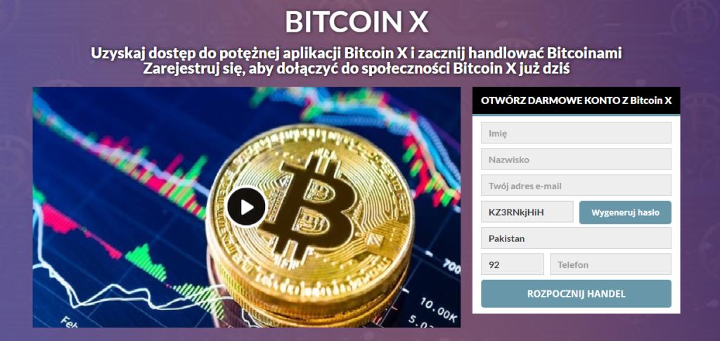 BitcoinX Recenzja 2021: Czy to jest legalne czy fałszywe?