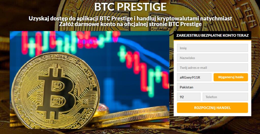 Bitcoin Prestige Recenzja 2021: Czy to jest legalne czy fałszywe?