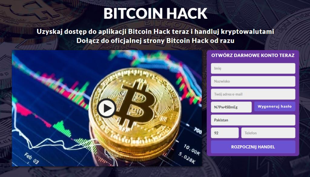 Bitcoin Hack Recenzja 2021: Czy to jest legalne czy fałszywe?