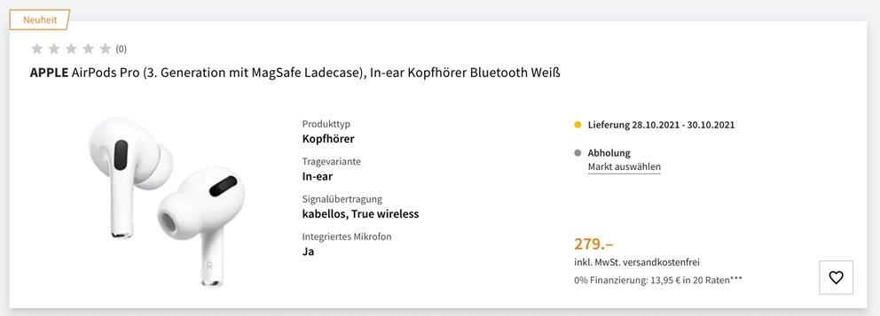 AirPods Pro: klienci Apple są naprawdę mocno uderzeni