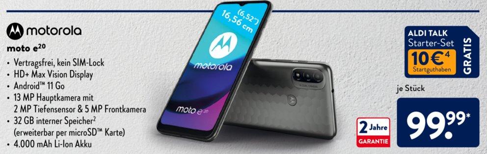 Wkrótce w Aldi: telefon komórkowy za 99 euro, który może być prawdziwym biegaczem wytrzymałościowym